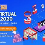 Indonesia Franchise & Business Concept (IFBC) Expo 2020 Goes Virtual