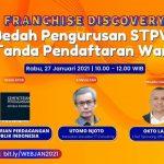 Bedah Pengurusan STPW (Surat Tanda Pendaftaran Waralaba)